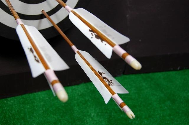 弓具.弓道.弓道具.矢