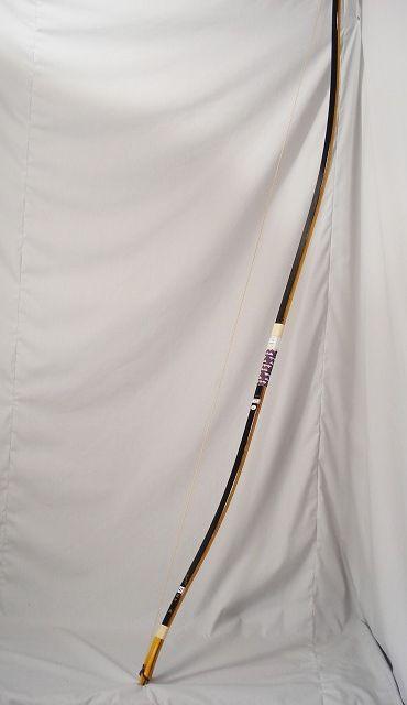 弓道の弓 直心バンブー 伸寸17kg