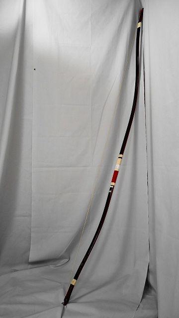 弓道の弓 直心 カーボンⅠ 伸寸18kg