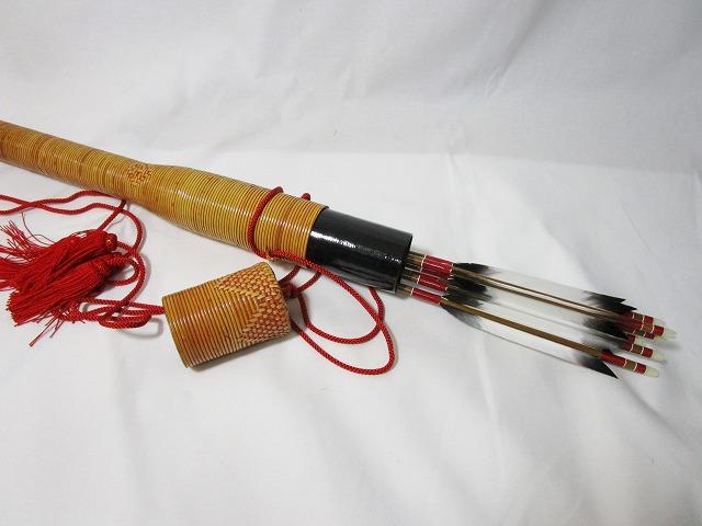 弓具.弓道.弓道具,矢筒